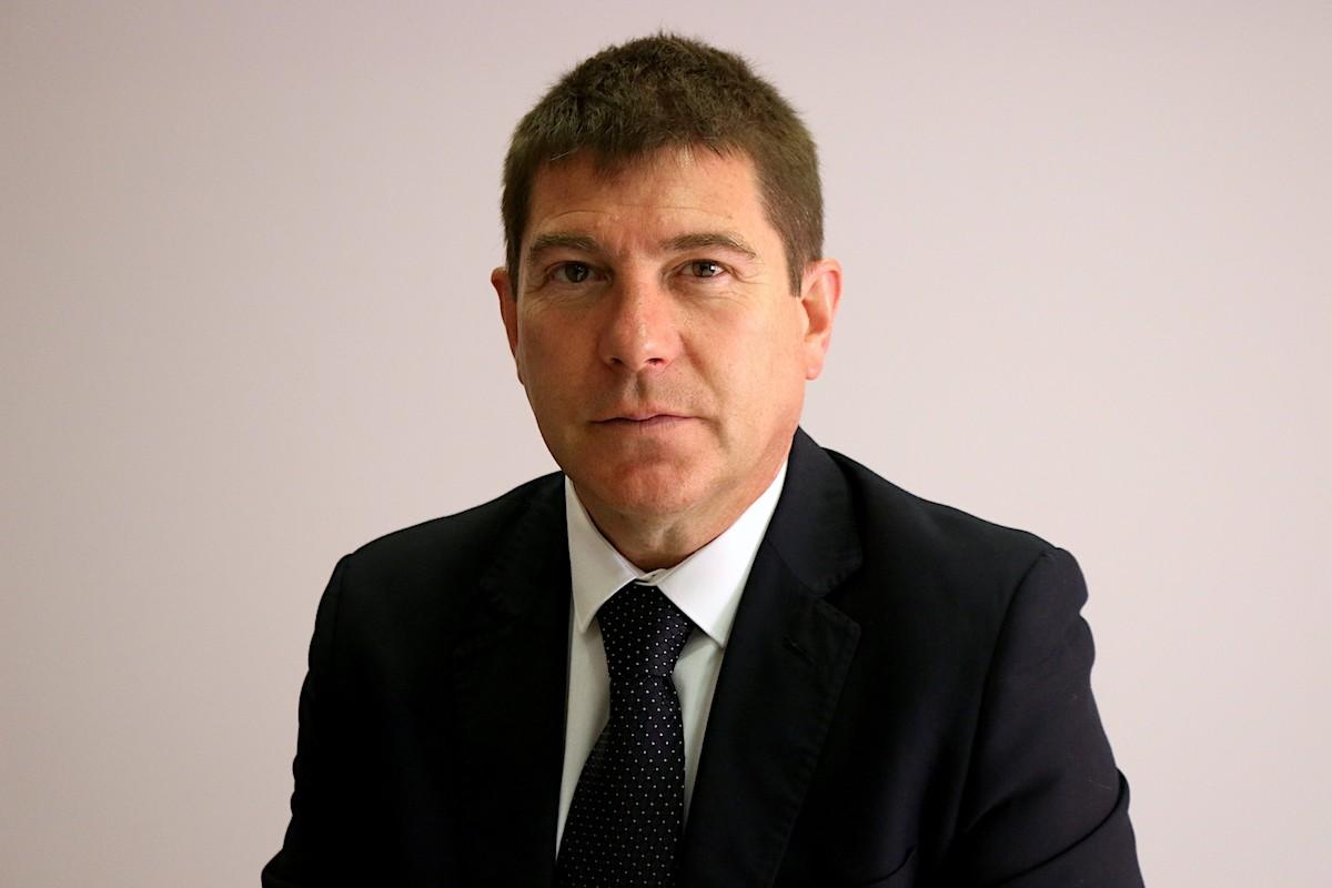 Josep Ayuso, portaveu del PSC de Sabadell