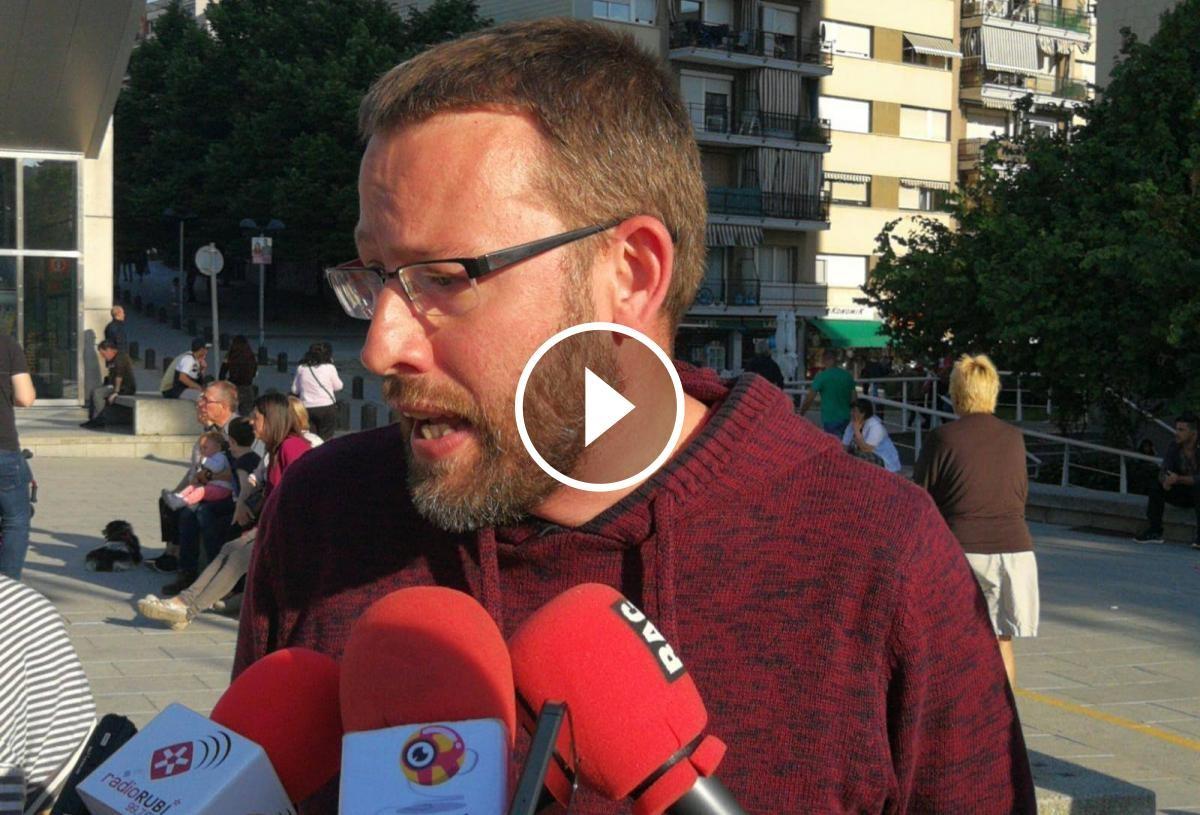 Vidal Aragonés ha visitat la ciutat de Rubí