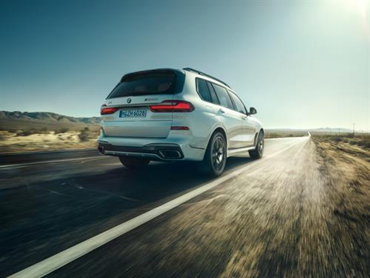 BMW X5 i X7 M50i: nous motors per competir amb els SUV més prestacionals