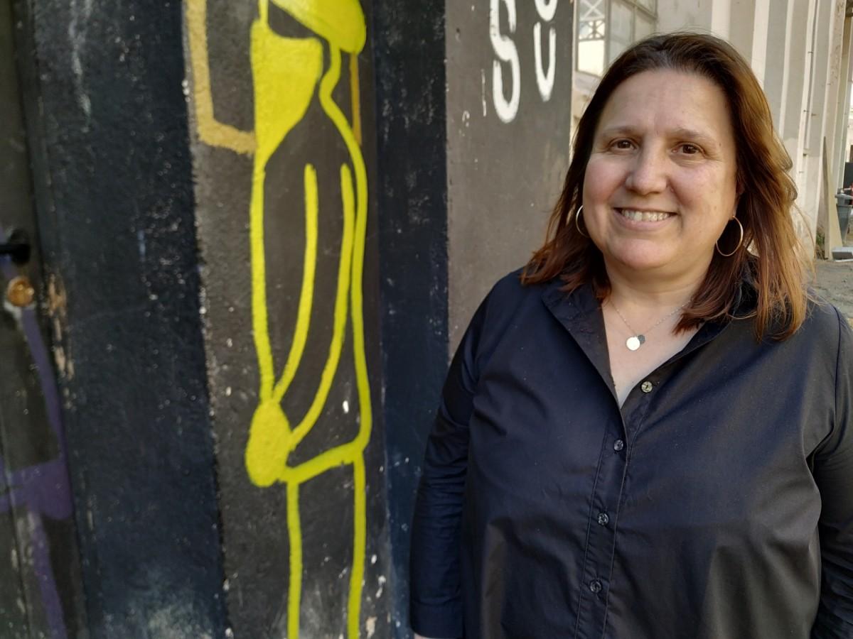 La candidata de Primàries Granollers, Mònica Ribell