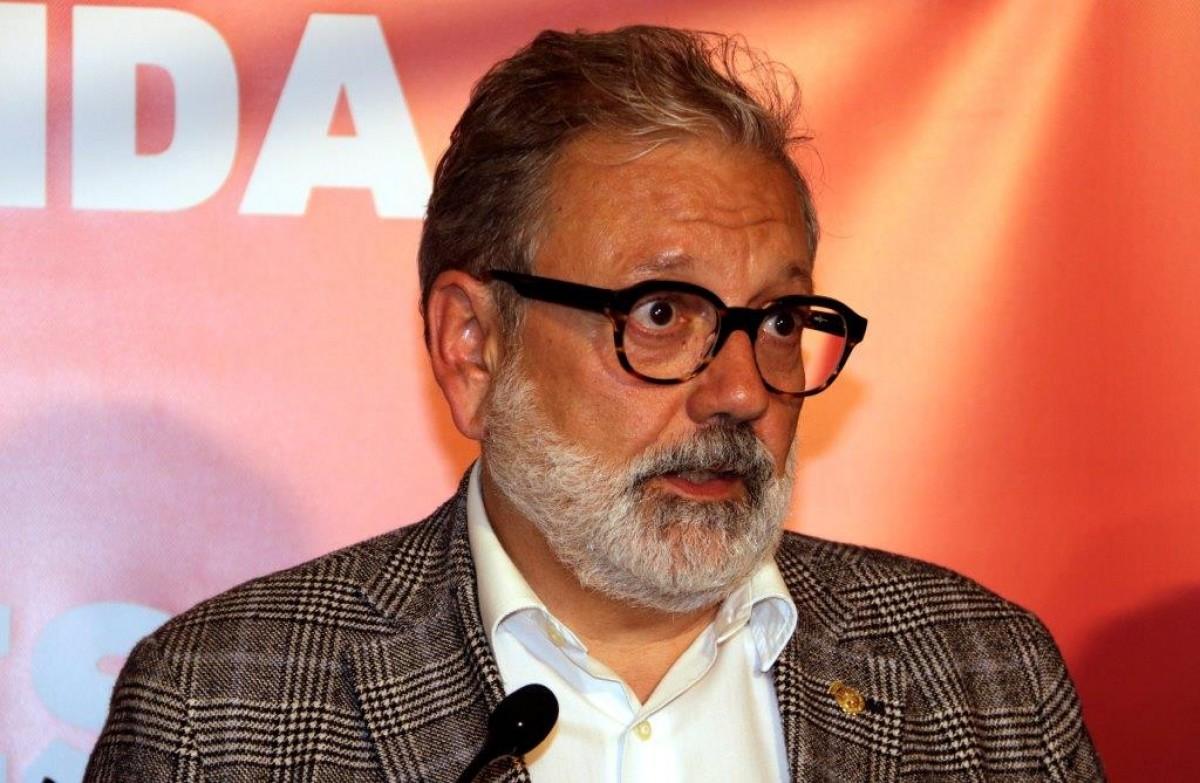 Fèlix Larrosa, candidat del PSC