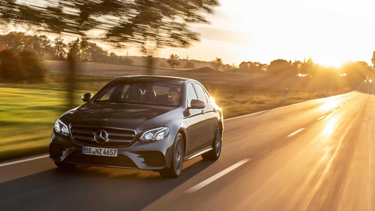 Mercedes està desplegant una amplia gamma d'híbrids endollables