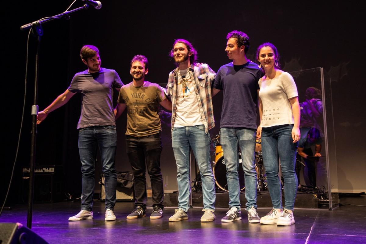 Amulet, guanyadors del vota popular de l'eliminatòria del Sona9 a Palma