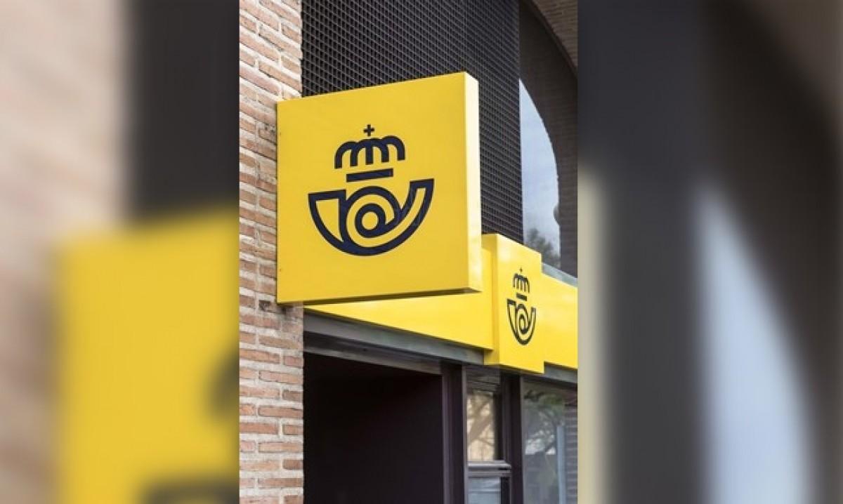 El nou logo de Correus