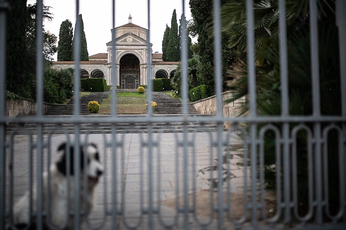 Parròquia de Santa Maria Reina.