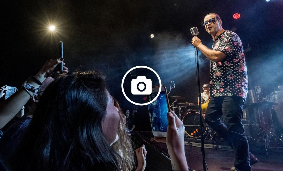 Concert de Los Amigos Invisibles a la sala Apolo