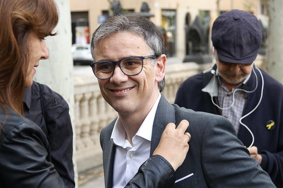 L'exsecretari general de Vicepresidència i diputat d'ERC, Josep Maria Jové