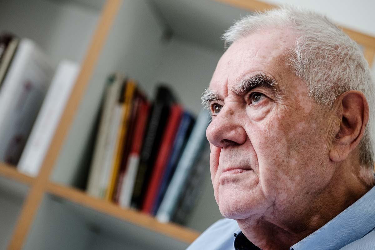 El regidor de l'Ajuntament de Barcelona, Ernest Maragall, en una imatge d'arxiu