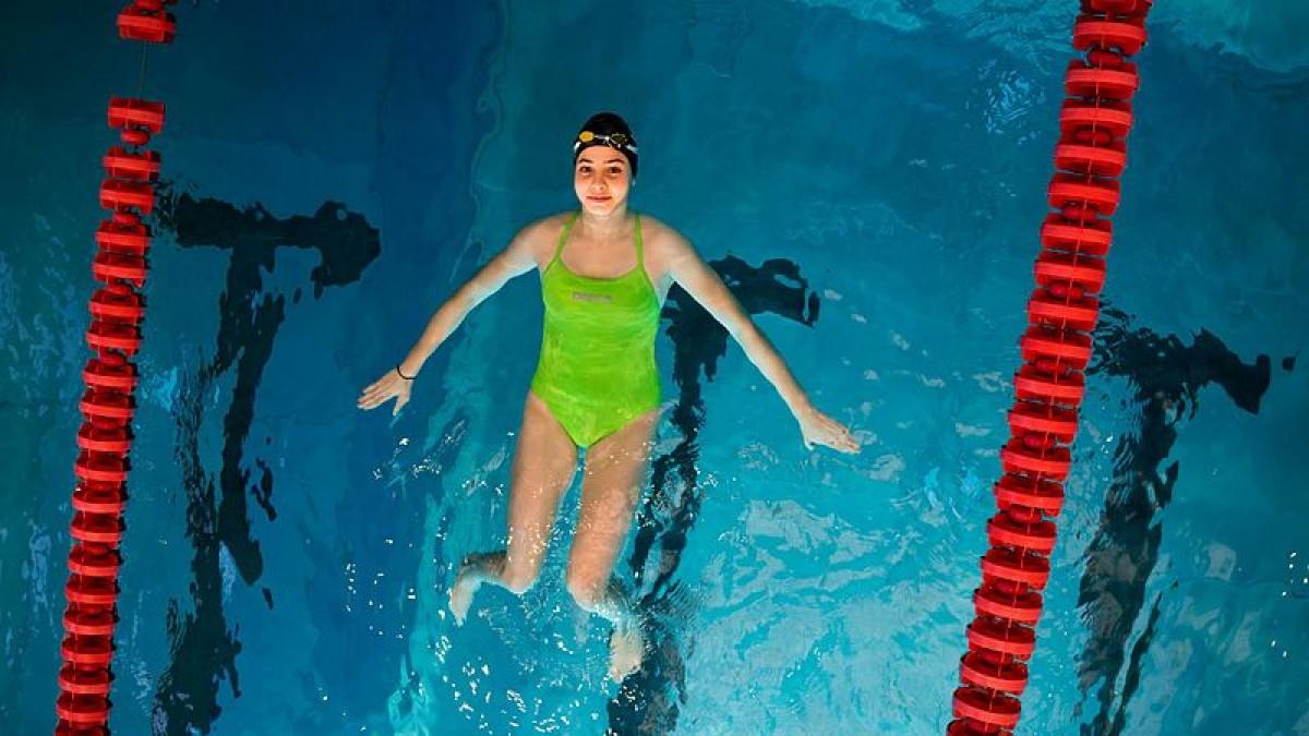 El Ciutat de Barcelona de Natació veurà competir Yusra Mardini