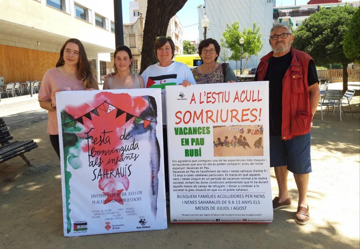 Rubí Solidari rebrà el Premi a la Solidaritat de l'ICATER