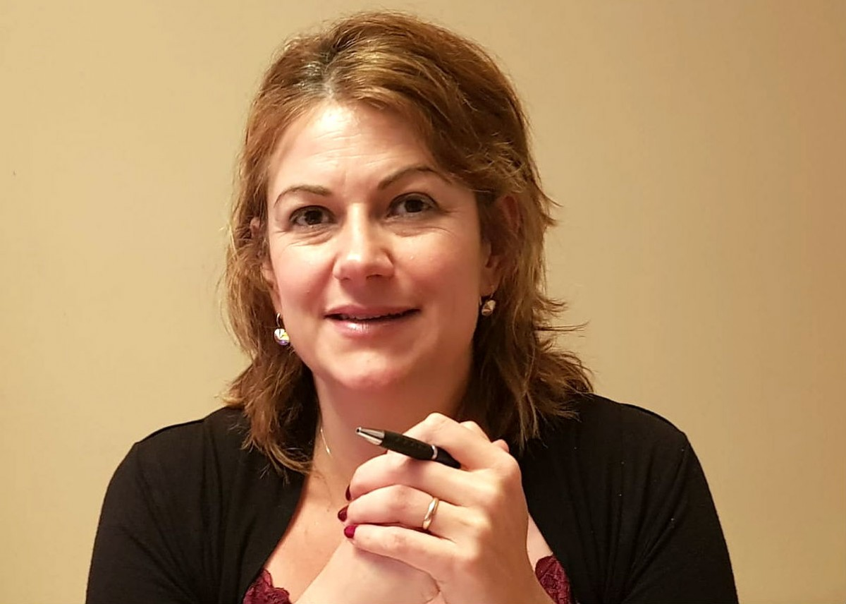 Mònica Casellas, presidenta d'Athena.