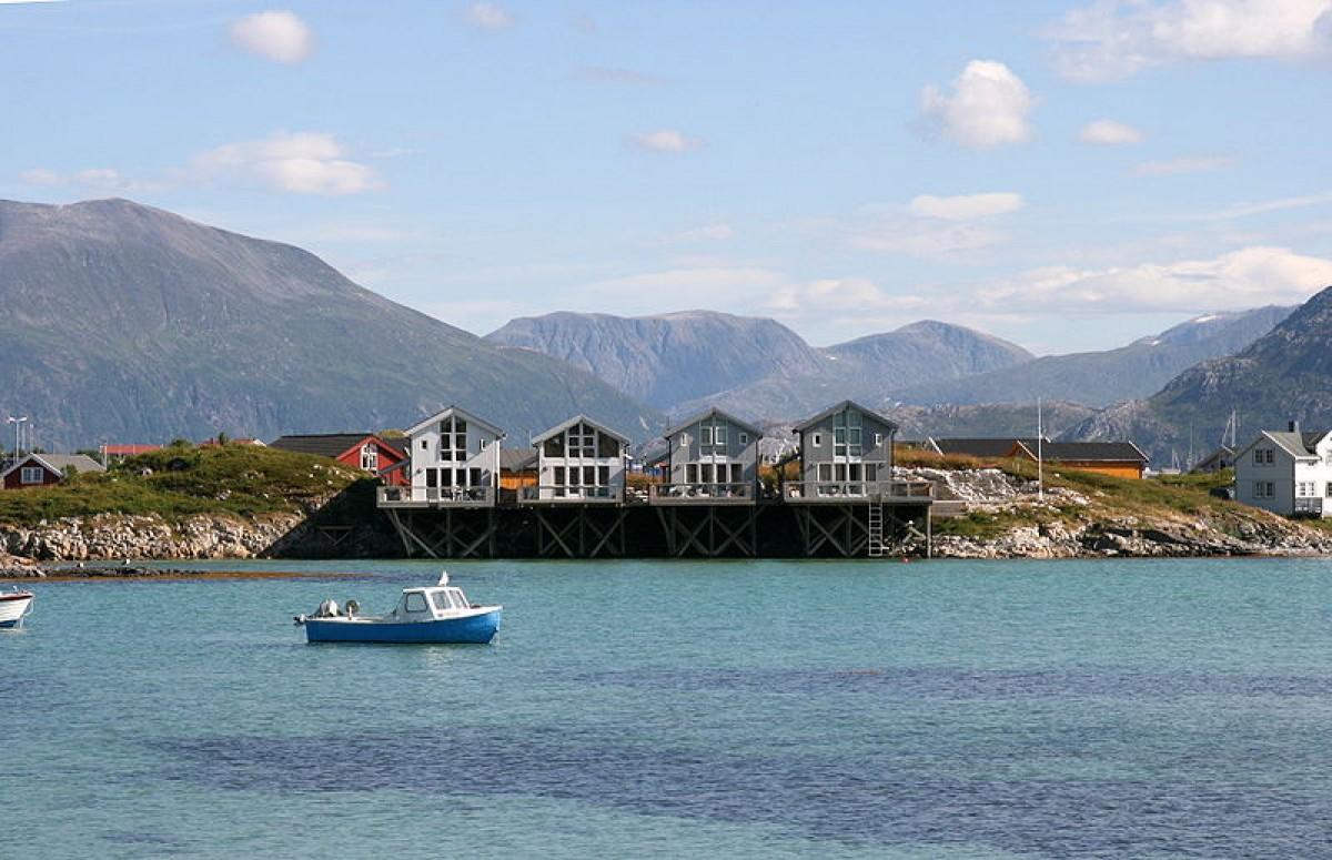 L'illa noruega de Sommar