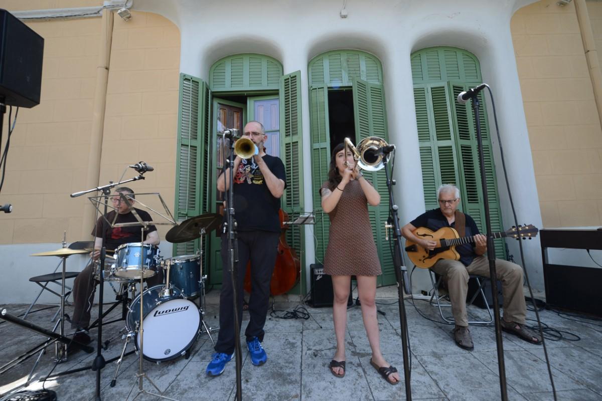 Jornades de Jazz durant la Festa Major 2018