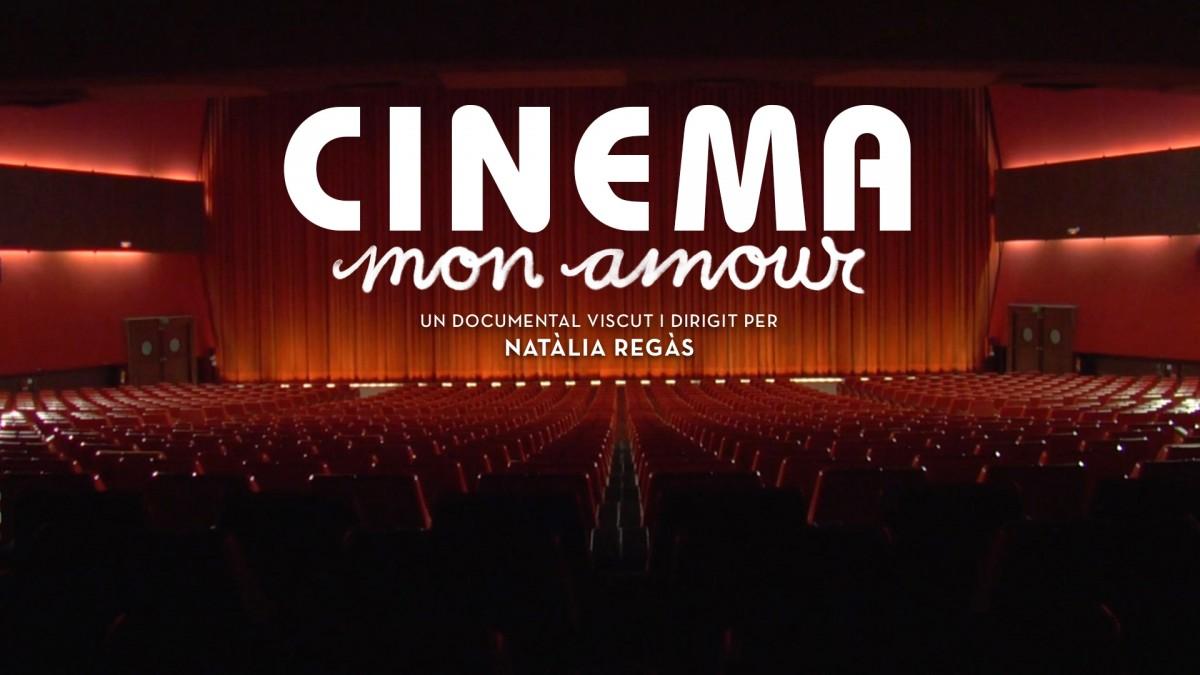 Imatge de la pel·lícula ''Cinema mon amour''