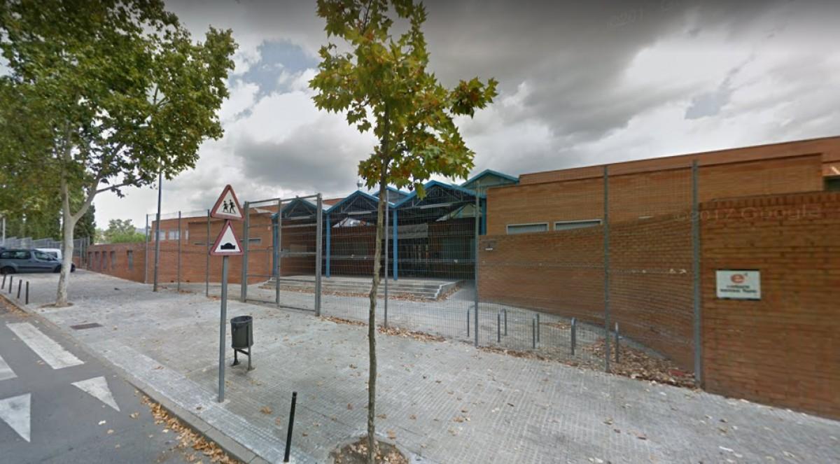 L'escola Font de l'Alba de Terrassa