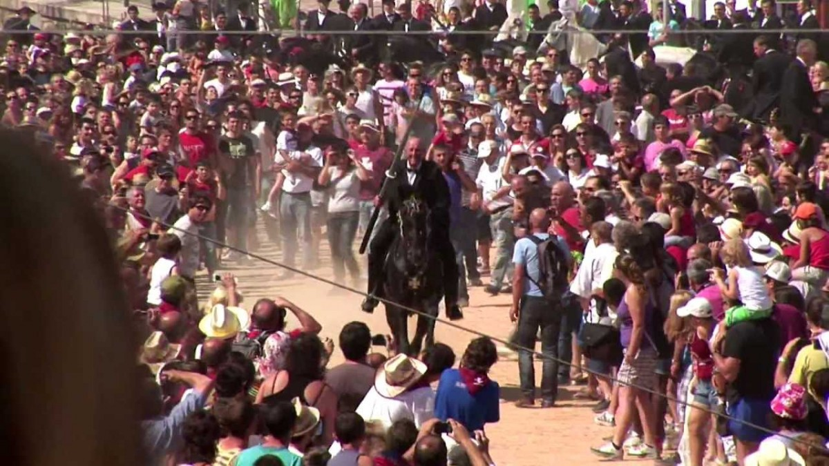Les proves a cavall davant 25.000 persones enfervorides