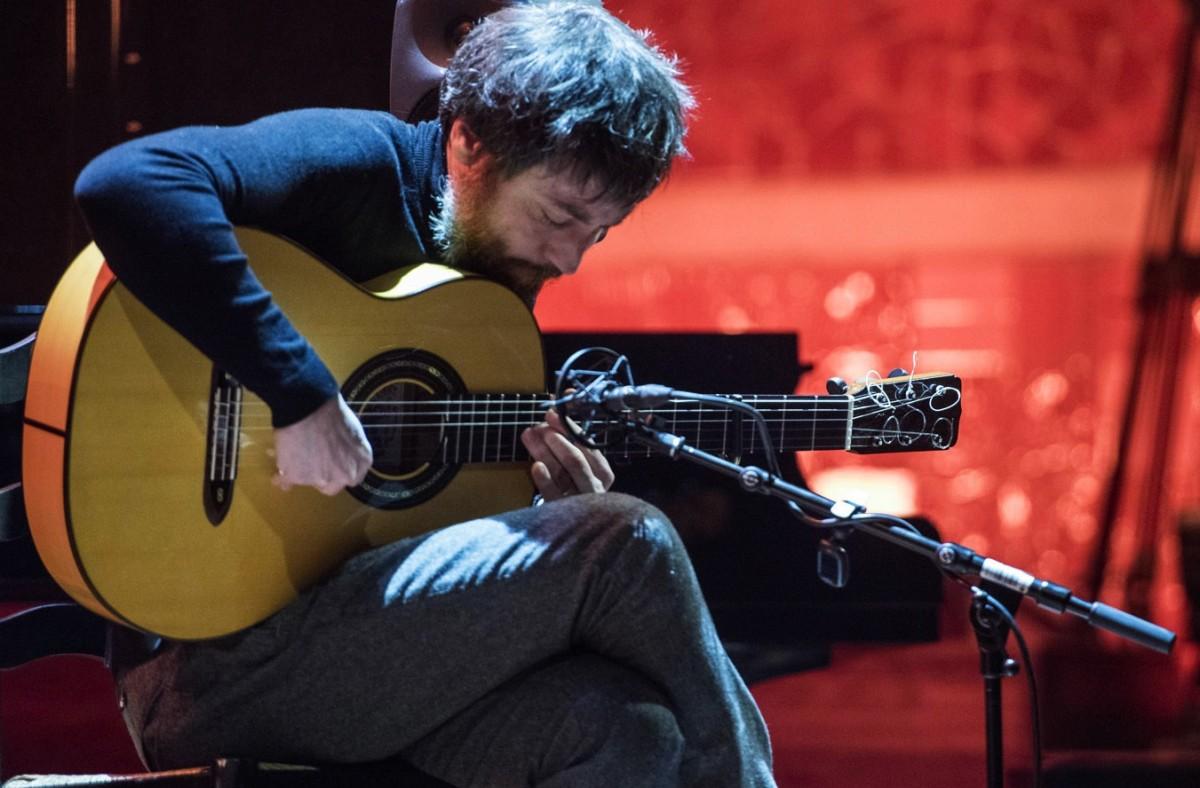 Raül Refree al Palau de la Música Catalana