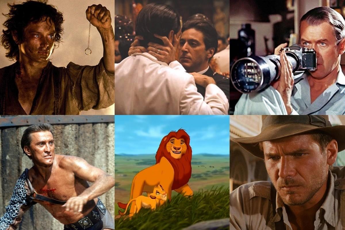 Els films més taquillers