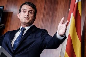 L'Associació Amics d'Heribert Barrera diu que el xenòfob és Valls