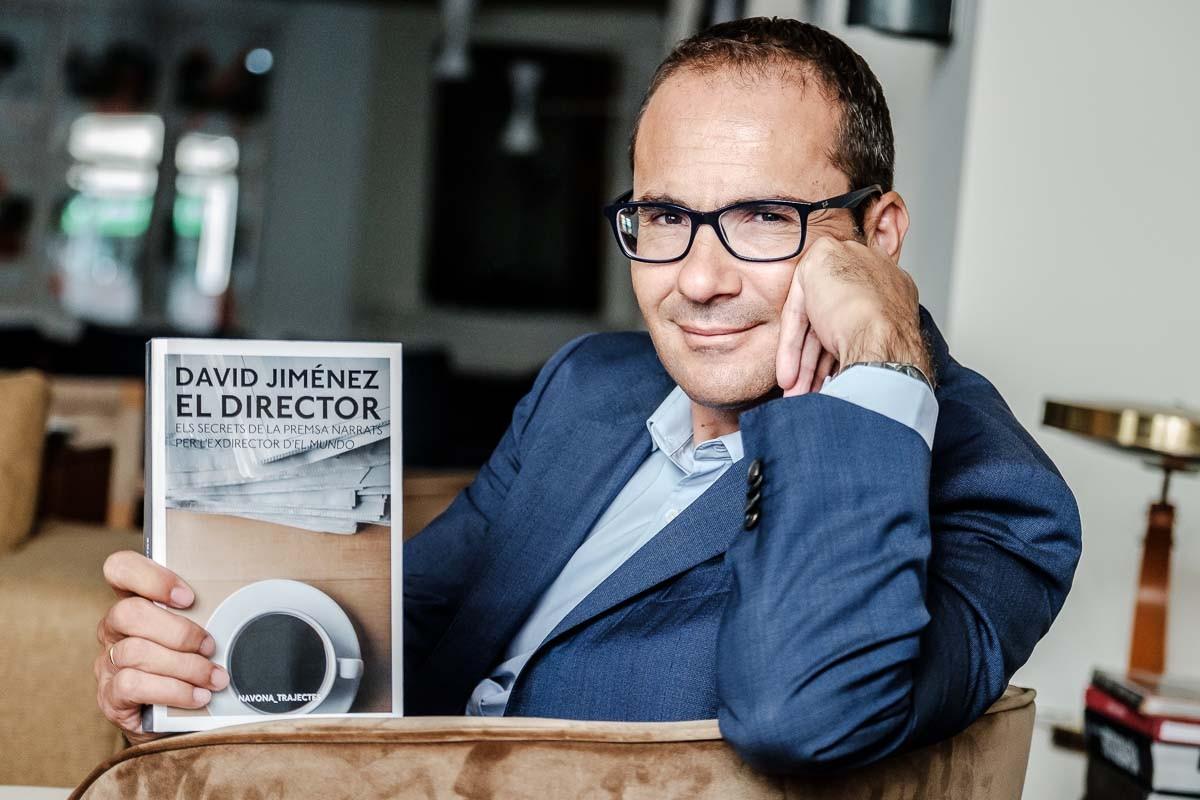 David Jiménez, exdirector del diari El Mundo.