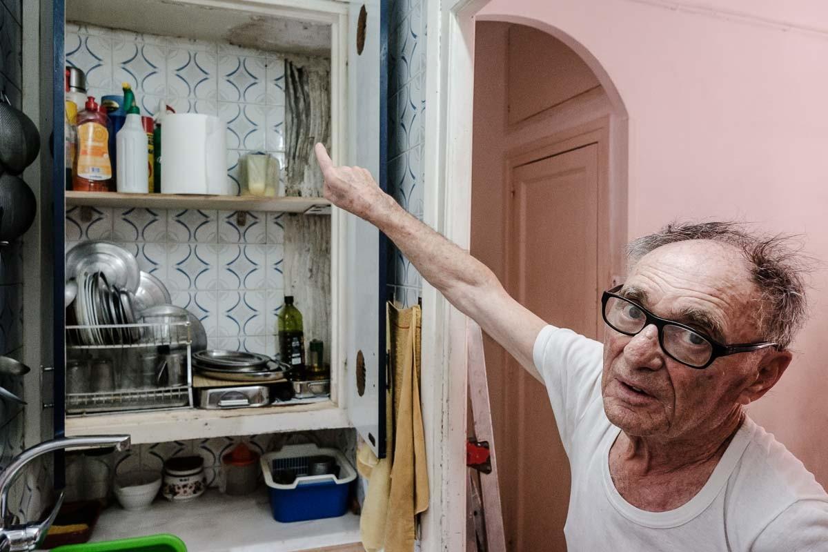 Muñoz Juncosa vol fer fora González del seu pis