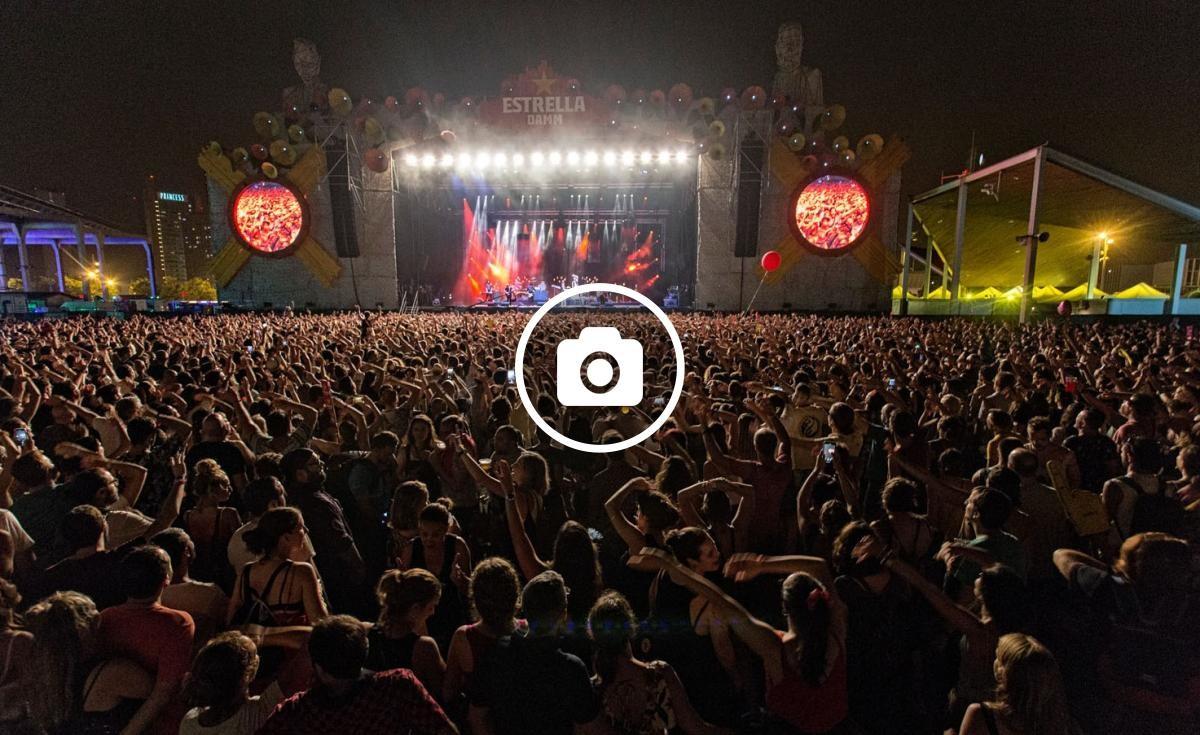 El festival Cruïlla va fer rècord d'assistència de públic