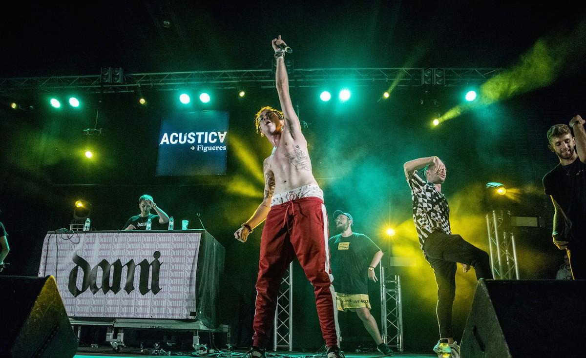Lildami a l'Acústica 2018