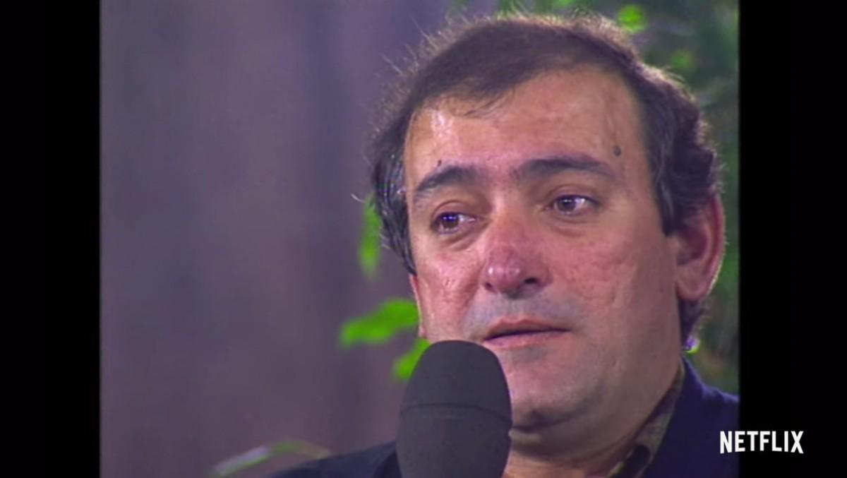 Fernando García, el pare de Miriam
