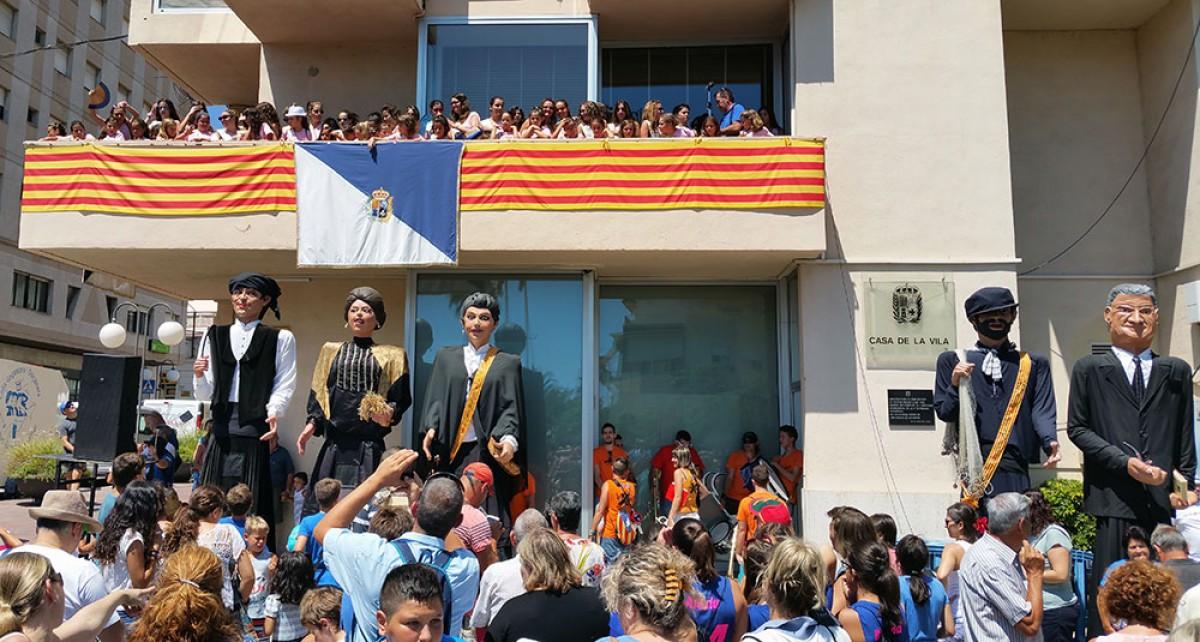 Les festes començaran el 19 de juliol amb el tradicional llançament de coets
