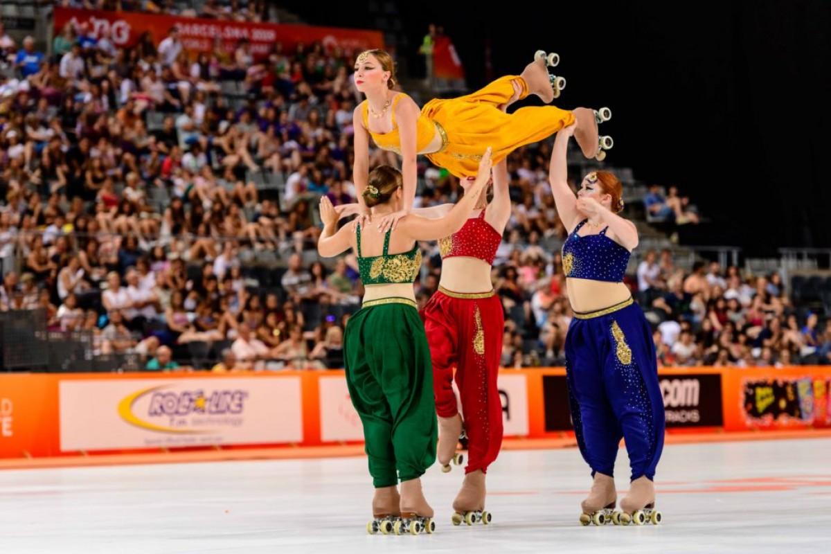El gran esdeveniment de la roda petita tanca la seva edició barcelonina amb 140.000 espectadors