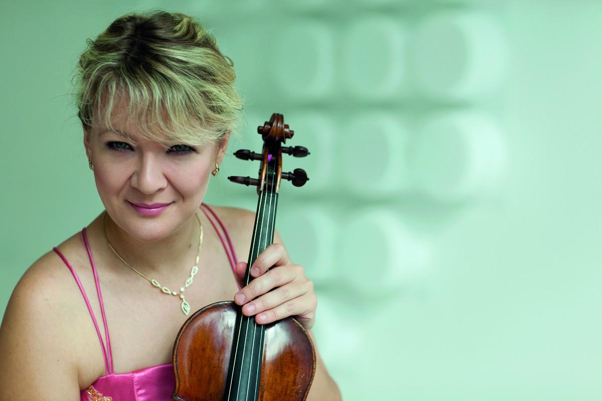 Nadezda Tokareva inaugurarà el festival amb la pianista Anna Ferrer
