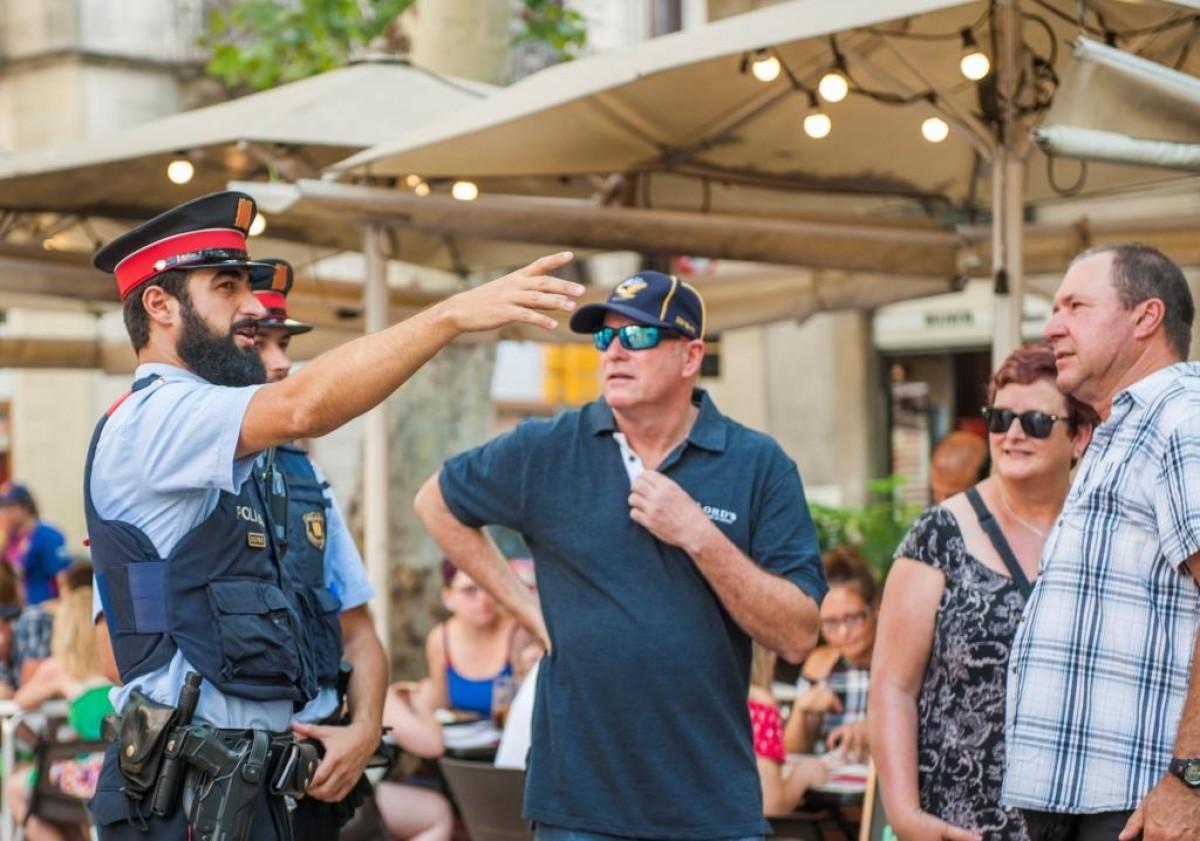 Els Mossos d'Esquadra, una policia de proximitat