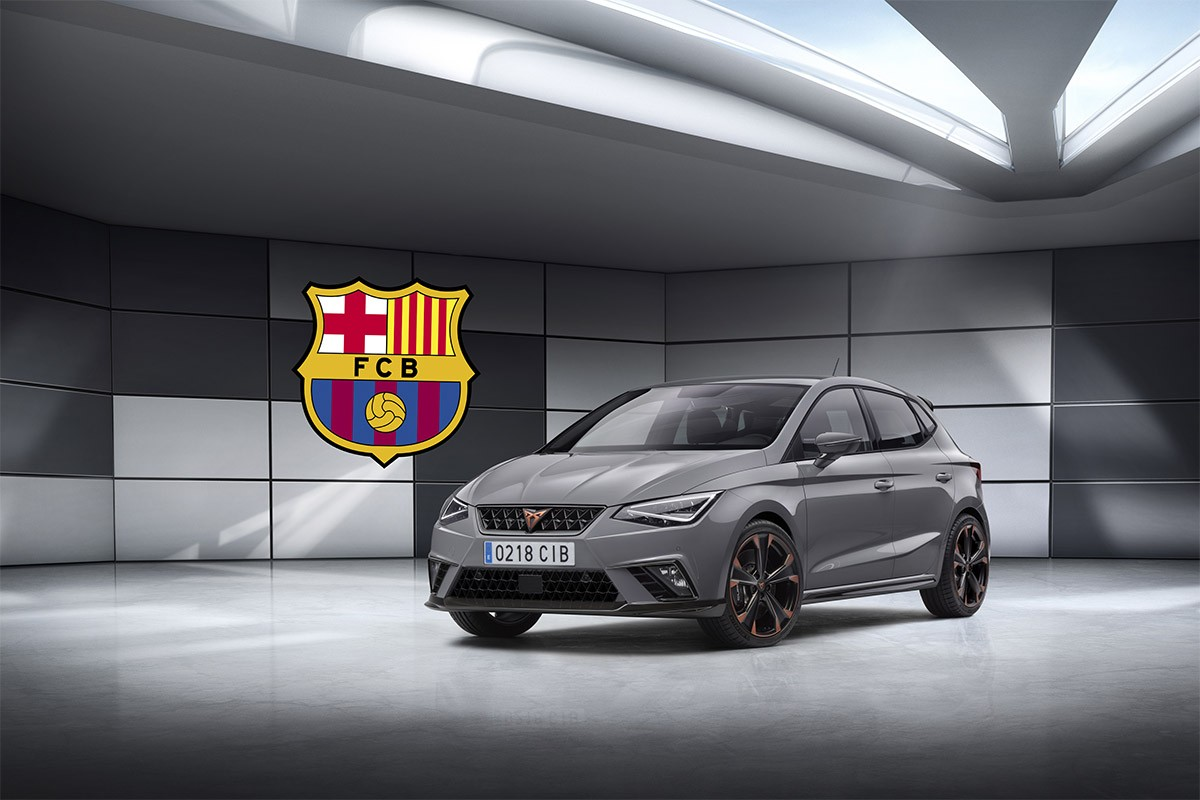 Com Cupra imagina el possible Cupra Ibiza