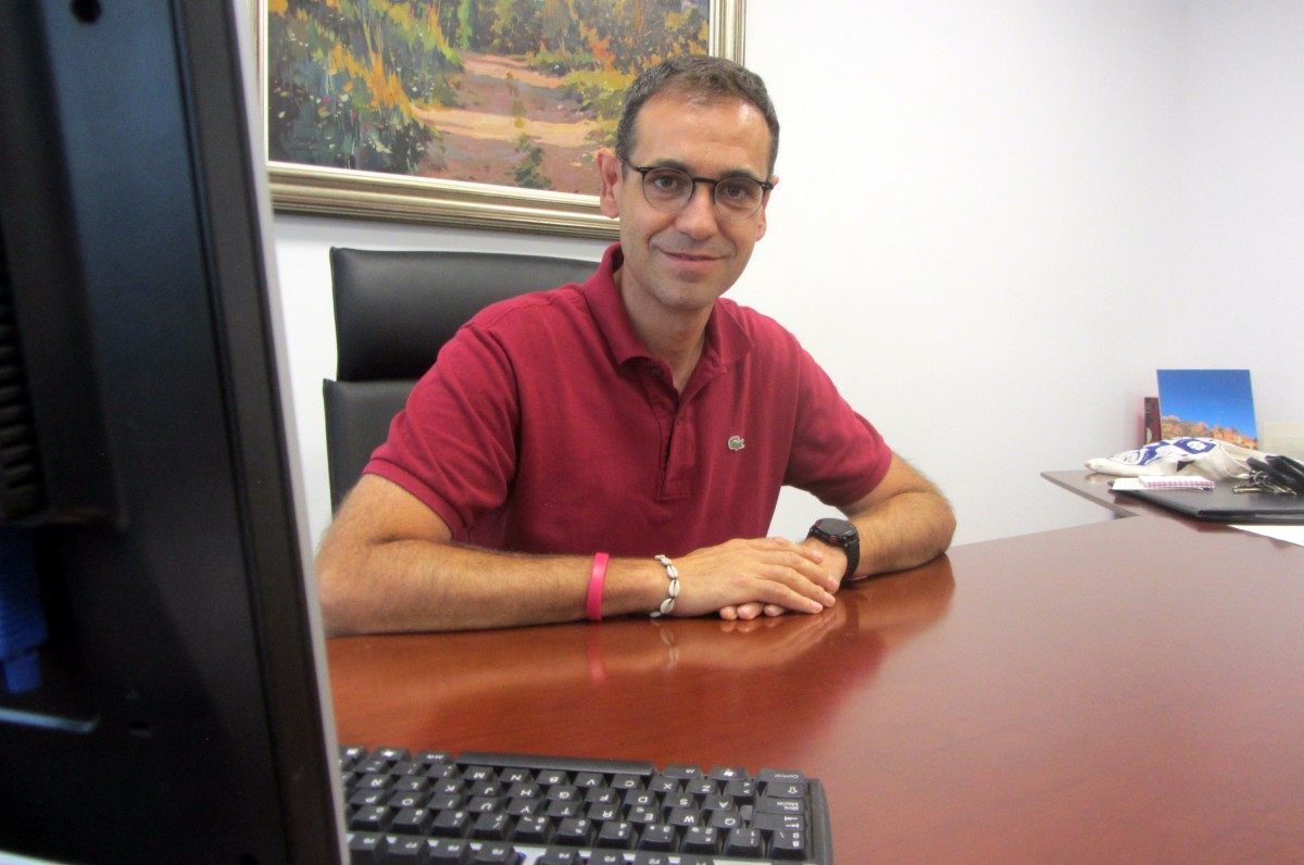L'alcalde de Castellar, Ignasi Giménez