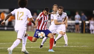 L'Atlètic de Madrid registra dos positius a menys d'una setmana dels quarts de finals de la Champions
