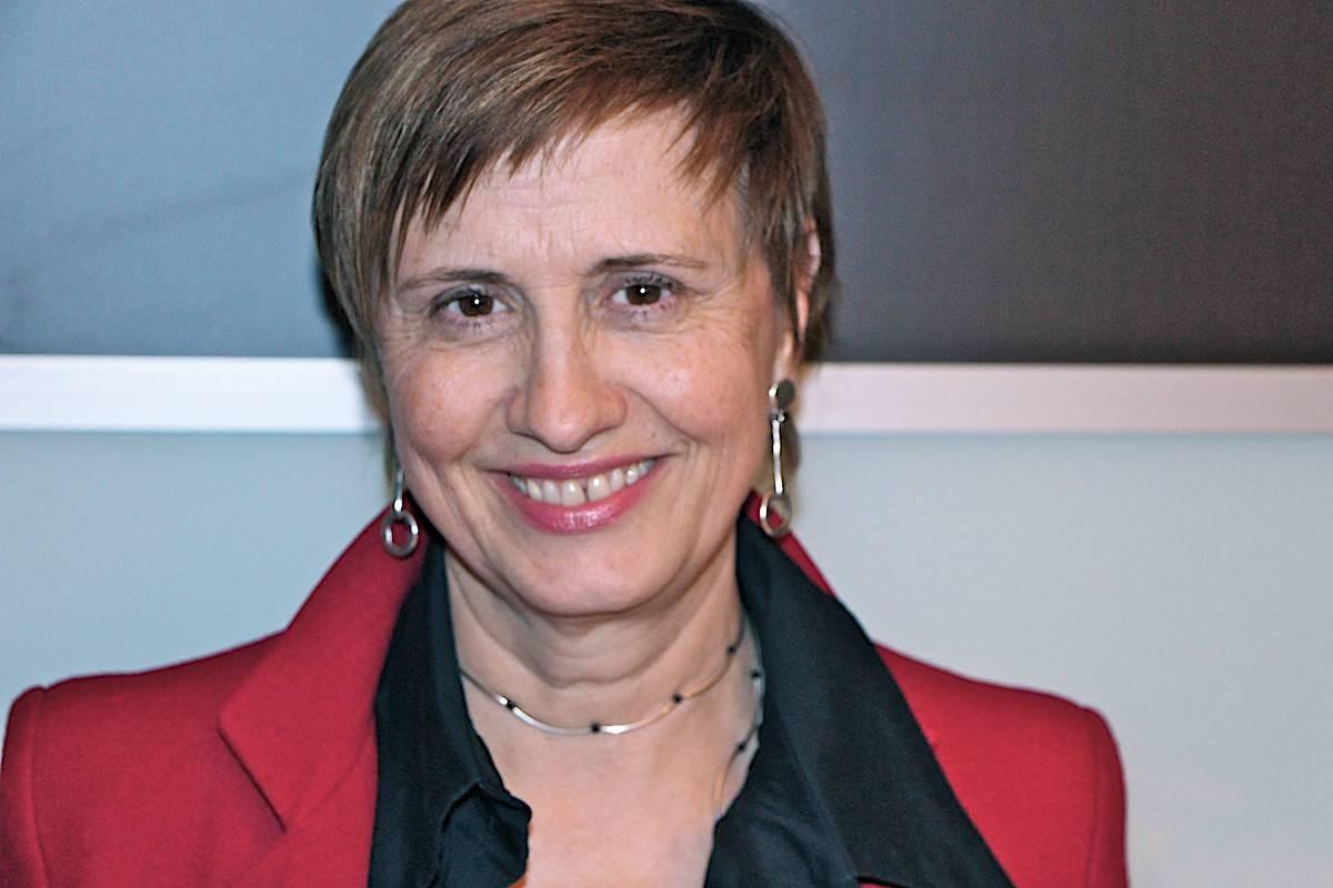 Mercè Conangla, presidenta de la Fundació Ecologia Emocional