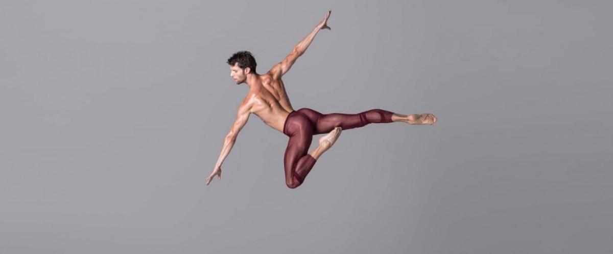 James Whiteside, ballarí principal de l'American Ballet Theatre