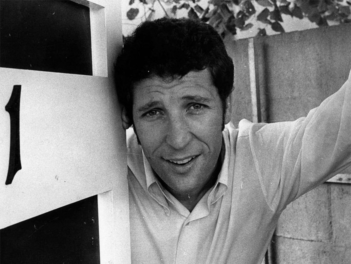 Tom Jones, en una imatge dels anys 60