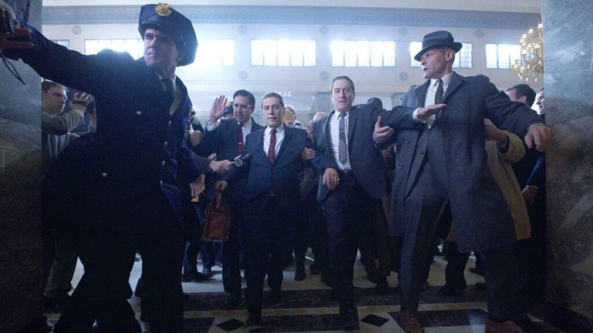 «The Irishman», de Martin Scorsese i amb Al Pacino, Robert De Niro i Joe Pesci
