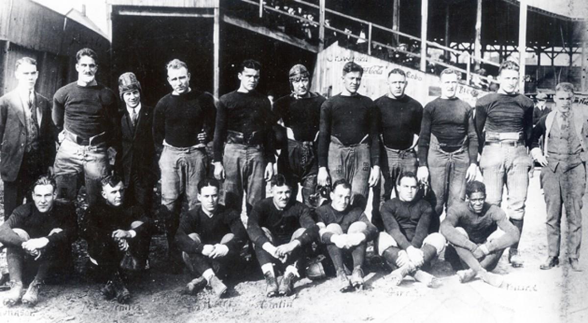 En la temporada 100 recordem moments únics de la història de la lliga americana de futbol americà