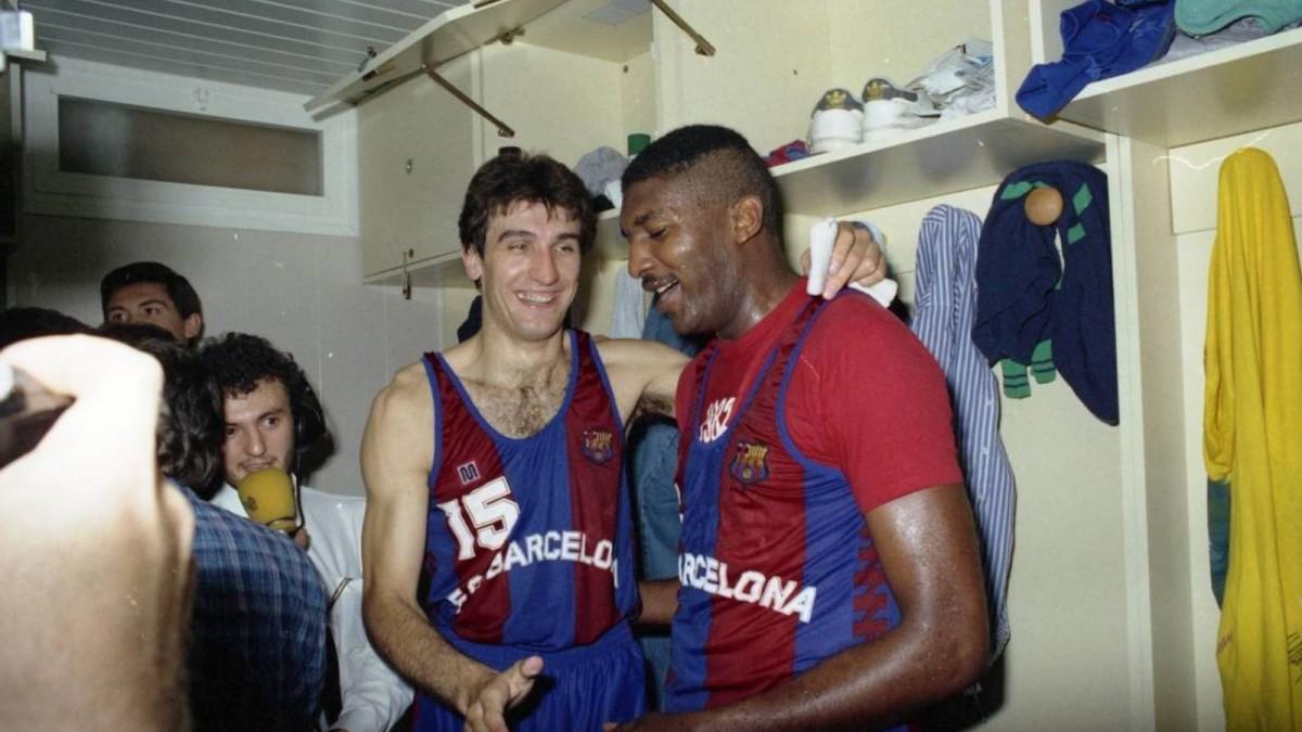 És el moment que el club corregeixi un error històric amb la generació mítica de la secció de bàsquet del Barça