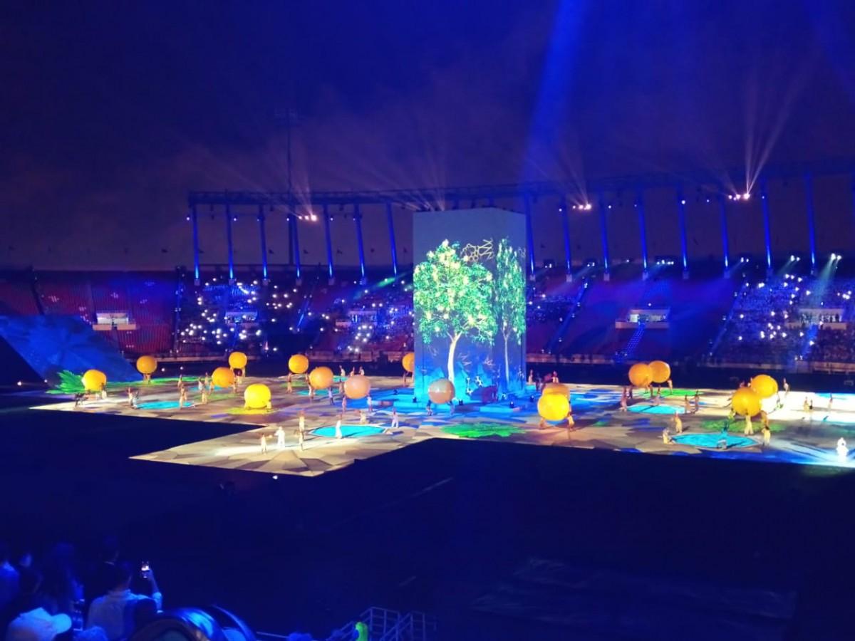 Des del passat divendres es diputen a Rabat els Jocs Africans 2019