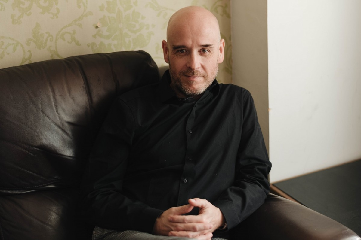 Salvador Simó, director de «Buñuel en el laberinto de las tortugas»