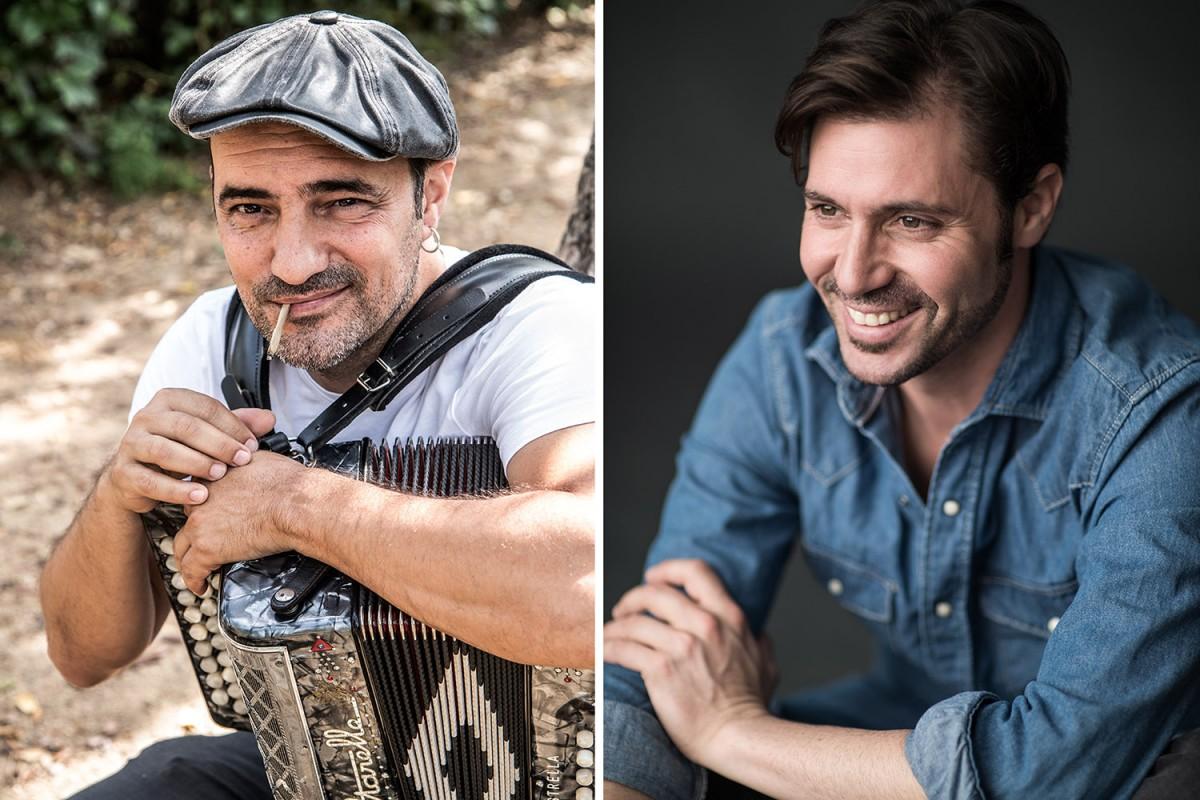Joan Garriga i Salva Racero
