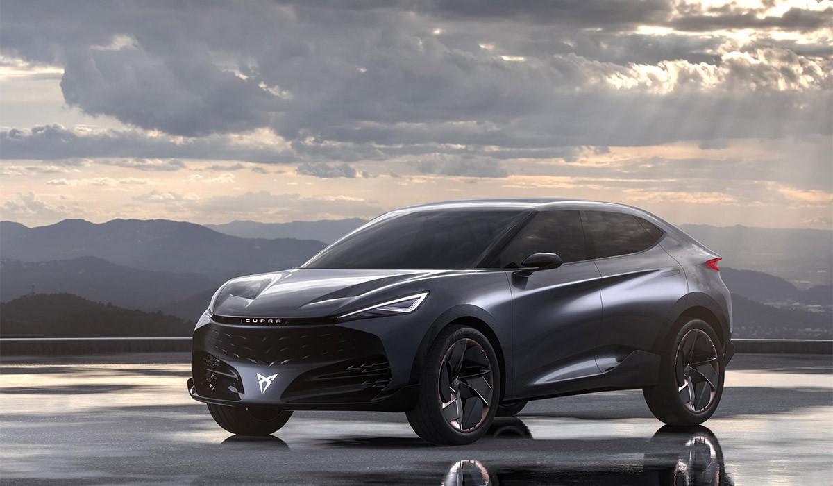 El nou Cupra Tavascan combina la presència d'un SUV amb l'elegància d'un cupè esportiu
