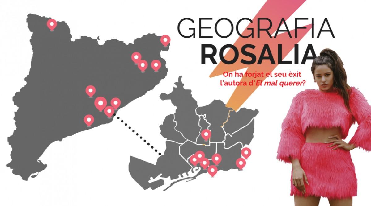 Infografia interactiva sobre Rosalia