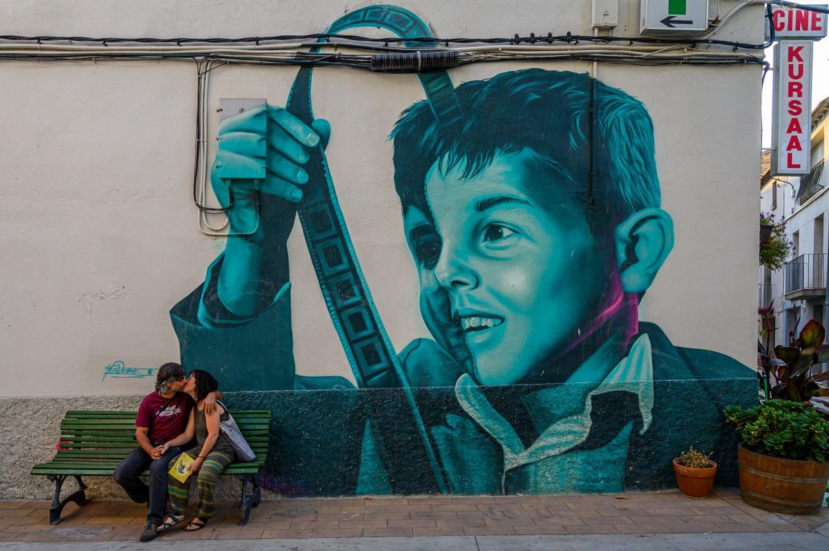 Murals i art rural a Penelles