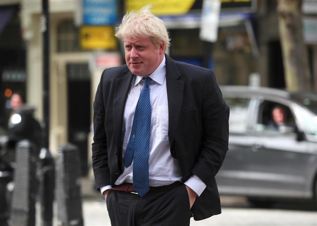 Boris Johnson, en una imatge d'arxiu
