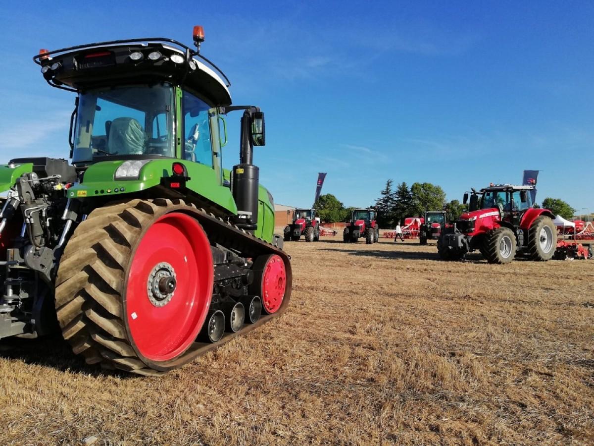 Exposició de tractors