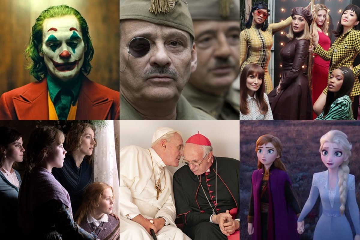 «The Joker», «Mientras dure la guerra» o «Frozen II», entre les properes estrenes